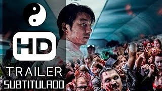 El tráiler de la película zombi que rompe récords en Corea