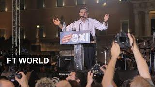 Athens rallies: strong Tsipras showing - FINANCIALTIMESVIDEOS