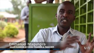 The Workforce of Tomorrow: African Schools Add Soft-Skills Training - VOAVIDEO