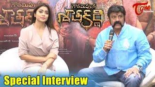 Balakrishna & Shriya Saran Special Interview about GPSK Movie - TELUGUONE