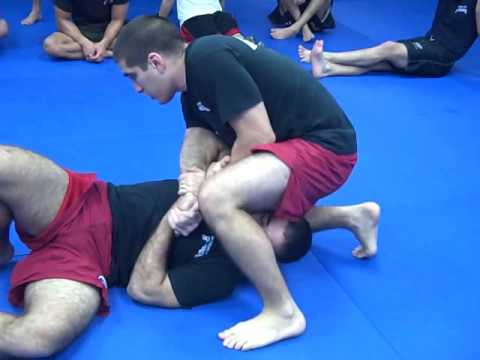 FFA MMA - Sneak Peek at MMA Class... Check out this BJJ Technique!