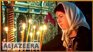 🇺🇦🇷🇺Ukraine's Orthodox Church is now independent of Russia l Al Jazeera English - ALJAZEERAENGLISH