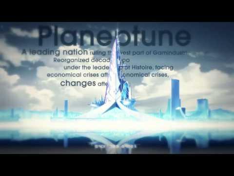 Hyperdimension Neptunia Re;Birth2 Opening Movie