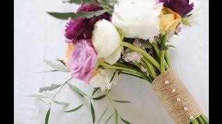Мастер класс: Букет невесты.Своими руками
