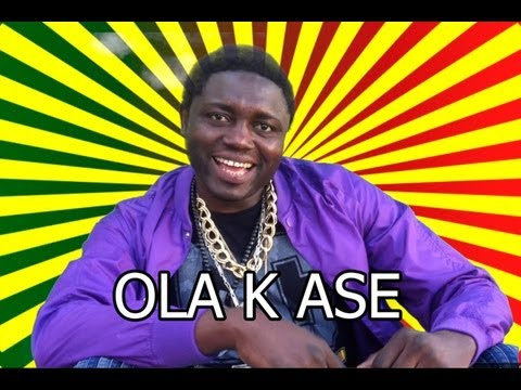 OLA K ASE   -  LORY MONEY