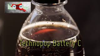 Royalty FreeBackground:Technopop Battery C