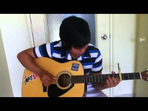 TAEYANG( BIGBANG) - Wedding Dress - with TABS - Sungha Jung Style