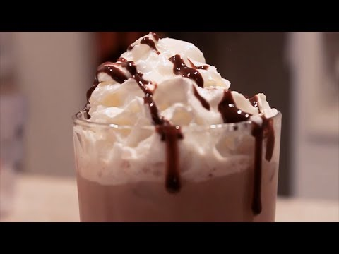 How to make an Iced Cafe Mocha Coffee