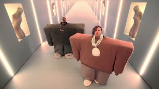 Kanye West Feat. Lil Pump & Adele Givens - I Love It (Official Video) ( 2018 )