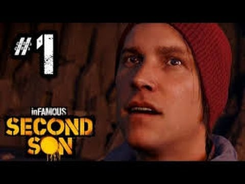 INFAMOUS SECOND SON: UN DIA DE MERCENARIOS #1