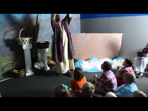 The Miracles of Jesus Room 3-Fyffe Children's Ministry-
