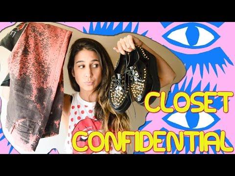 Closet Confidential - Fashion Diaries