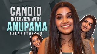 Actress Anupama Parameswaran Exclusive Candid Interview | TFPC - TFPC