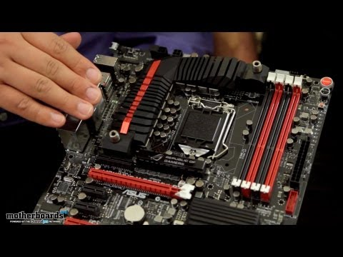 ASUS Maximus V Formula Z77 Motherboard Exclusive First Look featuring Thermalfusion Waterblock