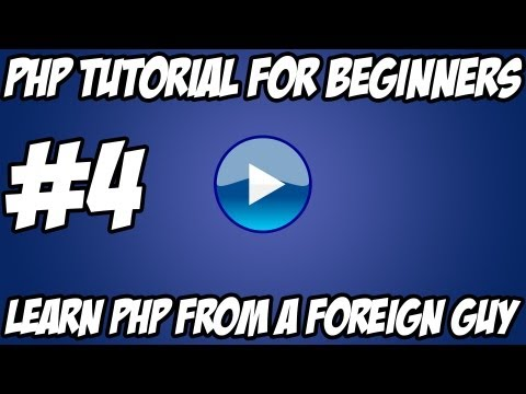 PHP Tutorial for Beginners - #4 - Basic If Else Statements Boolean Variable