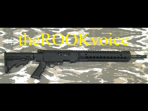 Troy Industries T22 Installation onto a Ruger 10/22