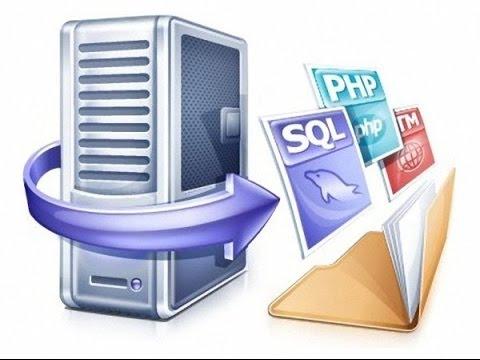 Как сделать копирование файла с сайта на пк php