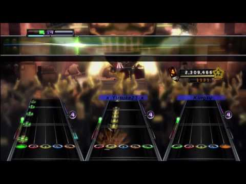 First Date - Blink-182 Expert Full Band Guitar Hero 5