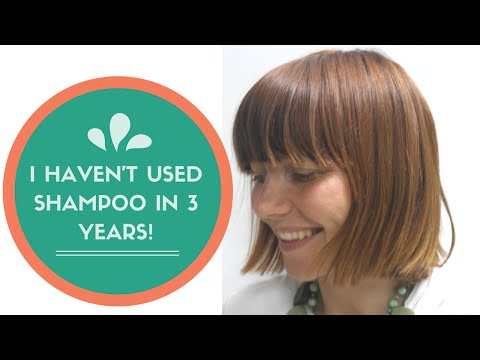 Natural Beauty | Shampoo Free for 3 years
