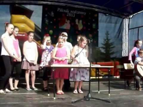 16.06.2013 r. Piknik  rodzinny . Baczków gm. Bochnia .   Cz  II