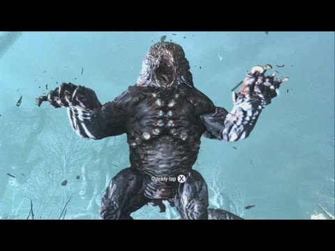 Metro Last Light - BEAR BOSS BATTLE