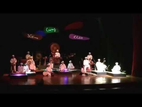 Năm cung chèo Nhà hát chèo