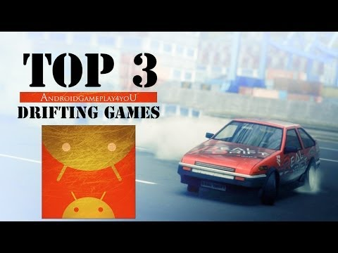 Top 3 Best Android Drifting Games 2014 (HD)