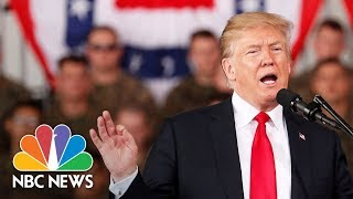 President Trump speaks in St. Louis - NBCNEWS