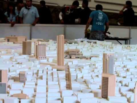 Maqueta de la Ciudad