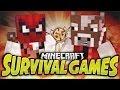 TRZYMASZ SWOJĄ PAŁĘ! - Minecraft BLITZ SURVIVAL GAMES [#9]