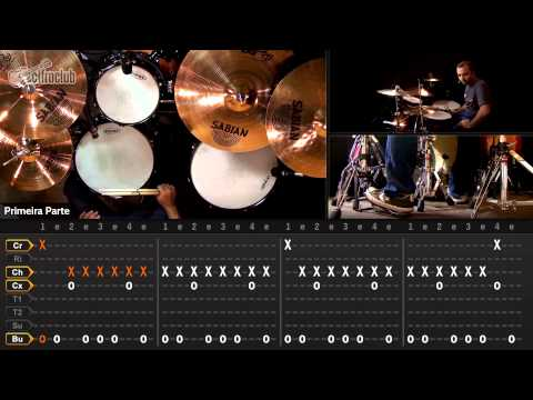 Times Like These - Foo Fighters (aula de bateria)