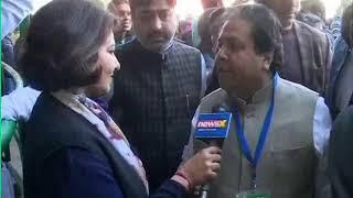 Rajeev Shukla speaks over Rahul Gandhi's elevation as Congress President - NEWSXLIVE