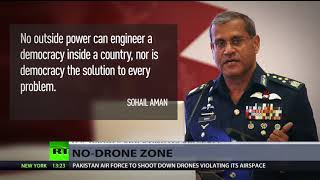 Pakistani Air Force ordered to shoot down US drones that violate airspace - RUSSIATODAY
