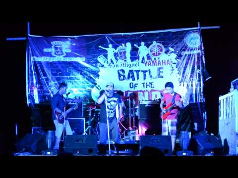 Grenade - Tayo'y Mga Pinoy (Gawaygawayan Battle of the band's 2014)