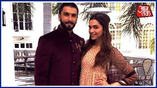Ranveer और Deepika का बैंड बाजा बारात ! 14 और 15 नवंबर को होगी शादी | Breaking News - AAJTAKTV