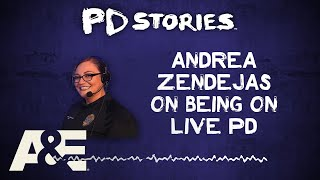 PD Stories Podcast: Andrea Zendejas on Being on Live PD | A&E - AETV