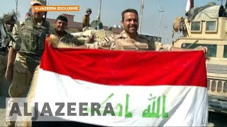 Battle for Mosul: Iraqi army battles for Hamdaniya - ALJAZEERAENGLISH