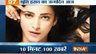 India TV News: News 100 | January 28, 2015 - INDIATV