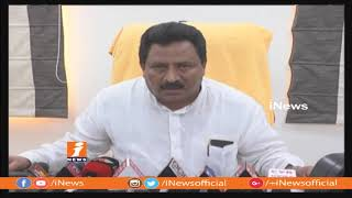 Home Minister Chinarajappa About International F1h2o Powerboat Racing In AP | iNews - INEWS