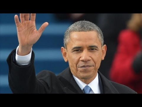Barack Obama 2013 Inauguration Speech - Full Speech - Second Inauguration