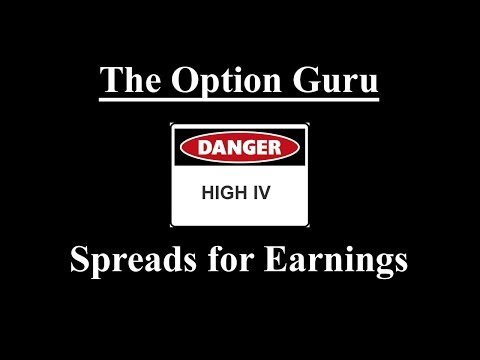 Spreads for Earnings
