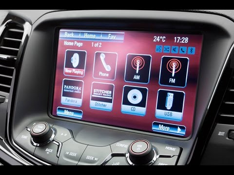 Wonderful Infotainment Review Holden MyLink Download Mp3