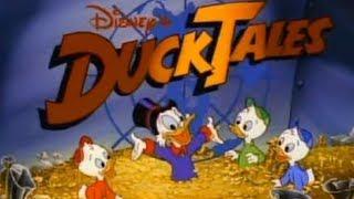 Abertura Duck Tales - Os Caçadores de Aventuras