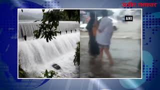 video : मुंबई में भारी बारिश से जनजीवन अस्त-व्यस्त