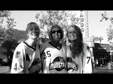 "Fresno Monsters ""I am a Monster"" 2012-2013 Commercial"