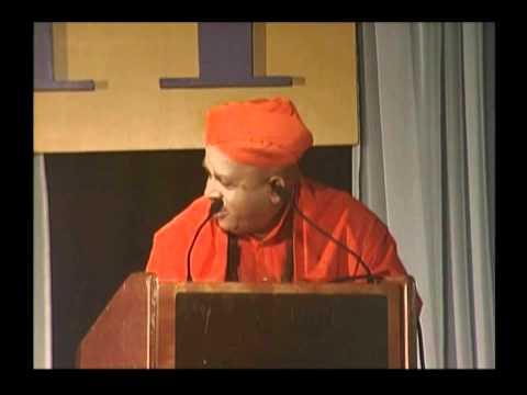 Aashirvachana by Dr. Shivamurthy Shivacharya Swamiji, Taralabalu Mutt, Sirigere