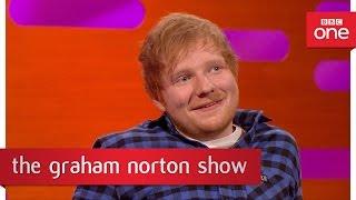 Ed Sheeran talks about his scar - The Graham Norton Show 2017: Episode 14 - BBC One - BBC
