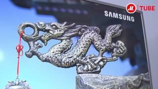 Видеообзор телевизора Samsung UE40K5550AU с экспертом «М.Видео»