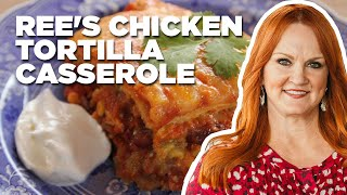 Ree's Chicken Tortilla Casserole | Food Network - FOODNETWORKTV
