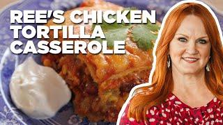 Ree's Chicken Tortilla Casserole   Food Network - FOODNETWORKTV